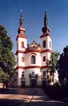Piarist Church of the Discovery of the Holy Cross and the monastery