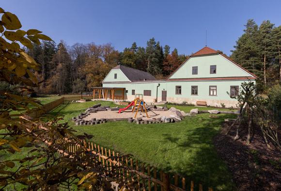 obrázek k Hájenka Budislav - ubytování