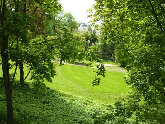 obrázek k Zámecký park