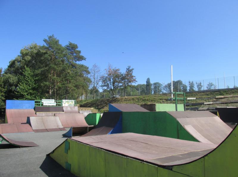 obrázek k Bikepark Litomyšl