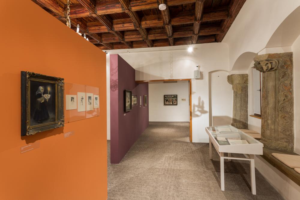 obrázek k Městská galerie Litomyšl - dům U Rytířů