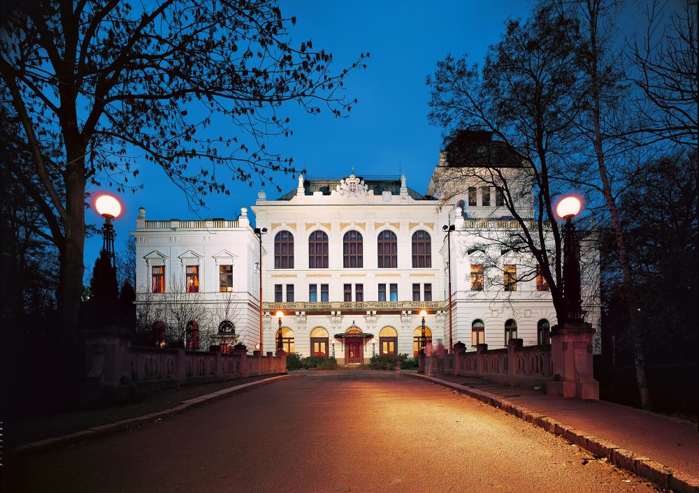 obrázek k Smetanův dům