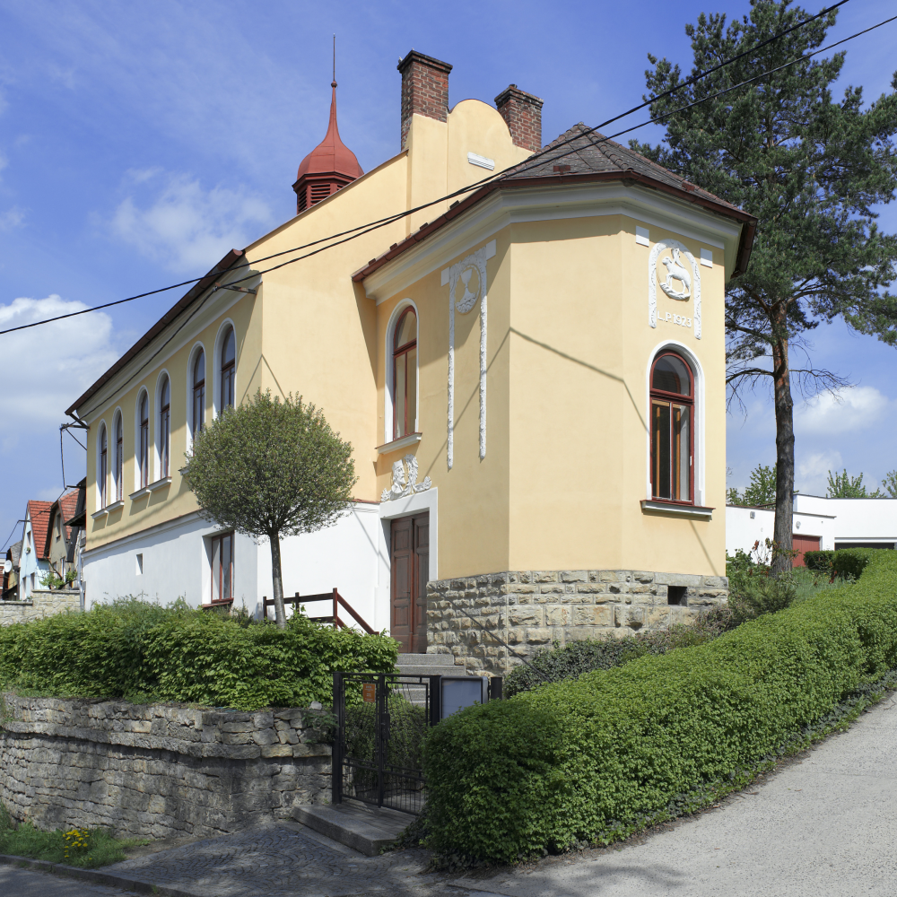 obrázek k Kostel Českobratrské církve evangelické