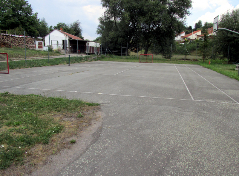 obrázek k Hřiště na ulici M. Švabinského