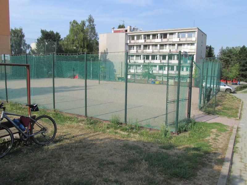 obrázek k Hřiště na ulici Mařákova (2)