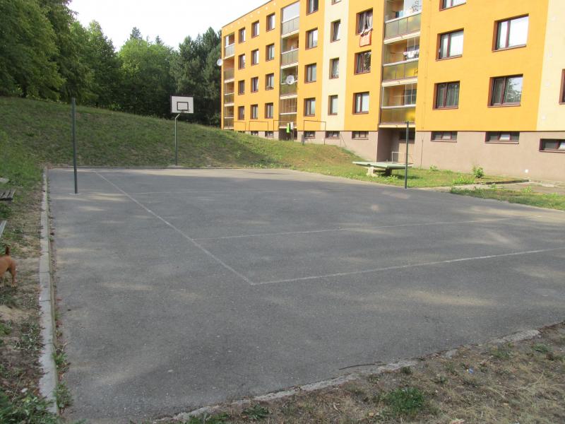 obrázek k Hřiště na ulici Mařákova (3)