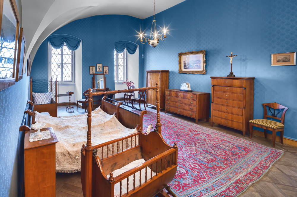 obrázek k Rodný byt Bedřicha Smetany
