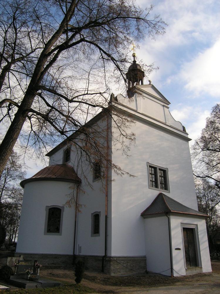 obrázek k Kostel sv. Anny