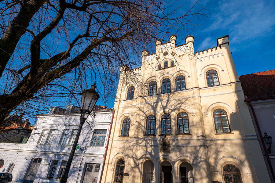 obrázek k Kostel Československé církve husitské