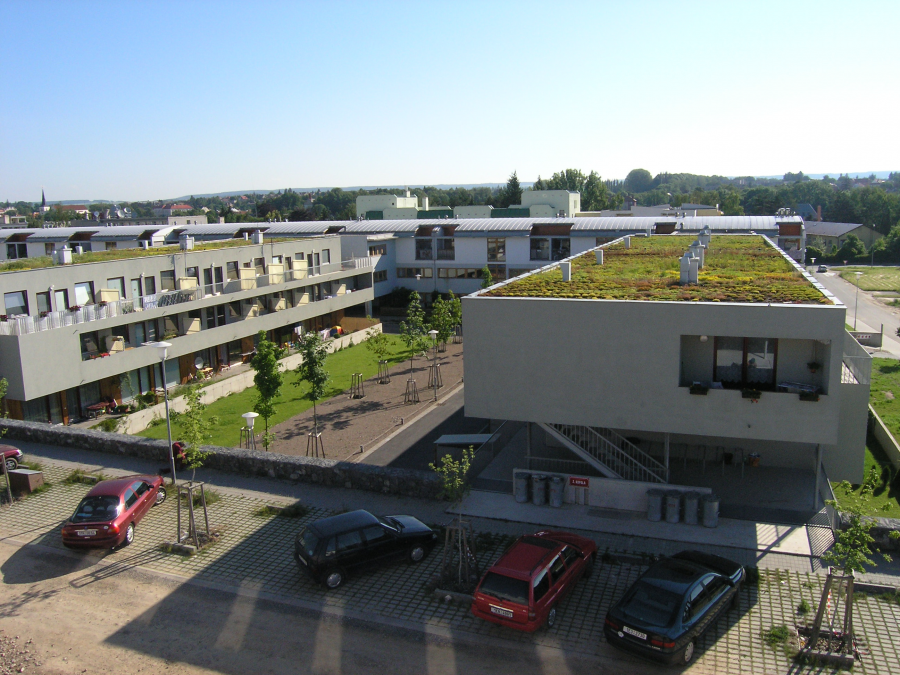 obrázek k Bytové domy A2, A3