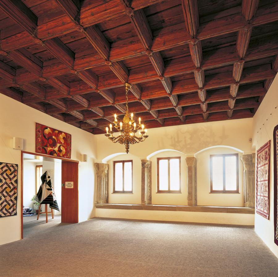 obrázek k Putování po litomyšlských muzeích a galeriích