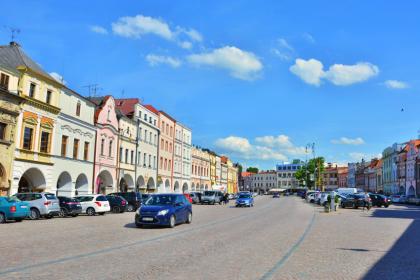 Ceník parkovného v centru města pro rok 2021