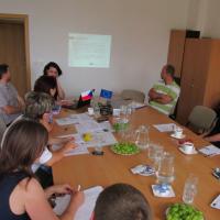 Společné setkání se zástupci základních škol