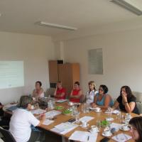 Společné setkání se zástupci mateřských škol