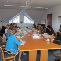 Jednání projektového týmu 20.9.2016