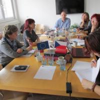 Jednání projektového týmu dne 31.10.2016