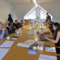 Jednání pracovní skupiny č. 1