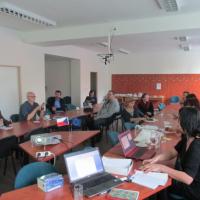 Jednání pracovní skupiny č. 7