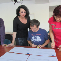 Jednání pracovní skupiny č. 6
