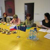 Jednání projektového týmu ze dne 7.12.2016