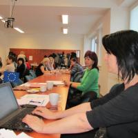Jednání pracovní skupiny č. 4