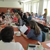 Společné jednání koordinátorů základních škol a mateřských škol