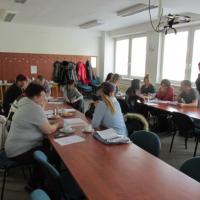 Jednání pracovní skupiny č. 5