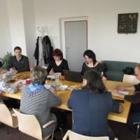 Jednání realizačního týmu