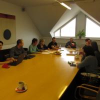 Jednání pracovních skupin č. 6 a č. 7
