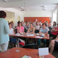 PhDr. Hana Mervartová - Komunikace s rodinou v prostředí školy