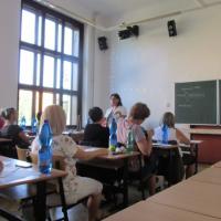 RNDr. Hana Lišková - Matematická gramotnost a předmatematické představy