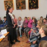 Michaela Fišarová - Beseda se spisovatelkou - podpora rozvoje čtenářství