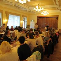 Mgr. Květa Hrbková - Jak komunikovat ve školním prostředí s dětmi s potřebou podpůrných opatření