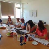 Jednání Pracovní skupiny pro financování