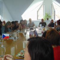 Společné setkání koordinátorů základních a mateřských škol