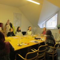 Společné setkání všech pracovních skupin