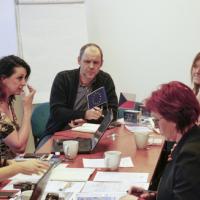 Jednání s partnery projektu