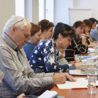 Jednání s koordinátory projektu a řediteli zapojených škol
