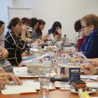 obrázek k Jednání s koordinátory projektu a řediteli zapojených škol