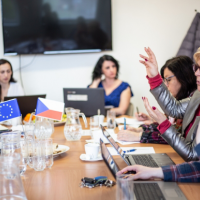 Jednání Pracovní skupiny pro rovné příležitosti