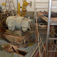 Rekonstrukce strojovny ZS v Litomyšli za účelem snížení množství chladiva R717