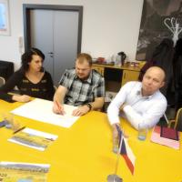 Vzdělávací akce pro Řídící výbor