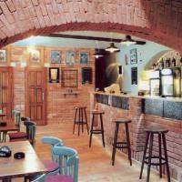 Bar galerie Garáž