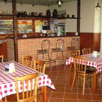 Restaurace a minipivovar Veselka s ubytováním