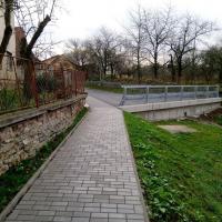 Rekonstrukce ulice Partyzánská v Litomyšli