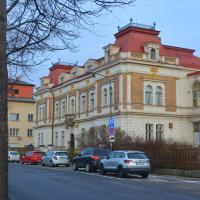 obrázek k aktualitě Město chce koupit vilu Klára