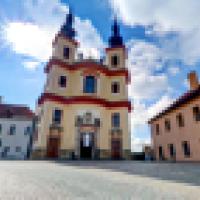 Kostel Nalezení sv. Kříže - exteriér