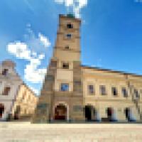 Smetanovo náměstí - Radniční věž