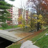pobytový most