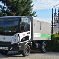 Elektromobil - MSL Litomyšl